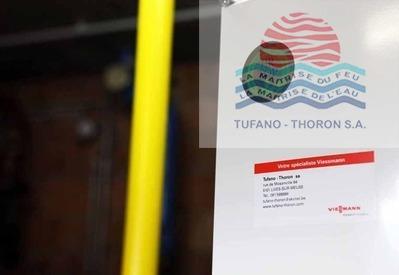 S.A. TUFANO-THORON - Chauffage